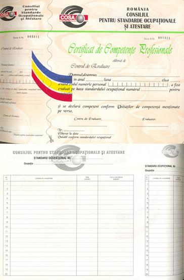 Eliberat de Centrul de Evaluare din cadrul laboratorului Euro Poligraf Center